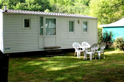 Mobilhome 4 places du camping